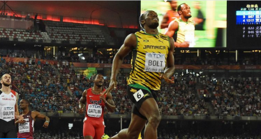 VIDÉO – Mondiaux 2015 : le Jamaïcain Usain Bolt champion du monde du 200 m