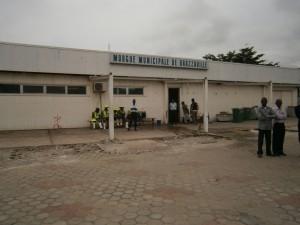 La morgue de Brazzaville