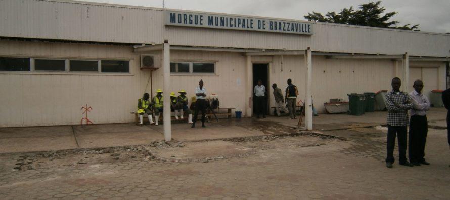 Congo : confusion de deux corps à la morgue municipale