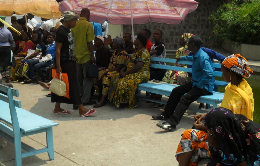 Les réfugiés et demandeurs d'asile ayant fui la crise socio-politique en République centrafricaine |Image d'archive