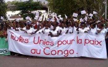 Congo: Les jeunes du parti au pouvoir accusent l'opposition d'instumentaliser la peur