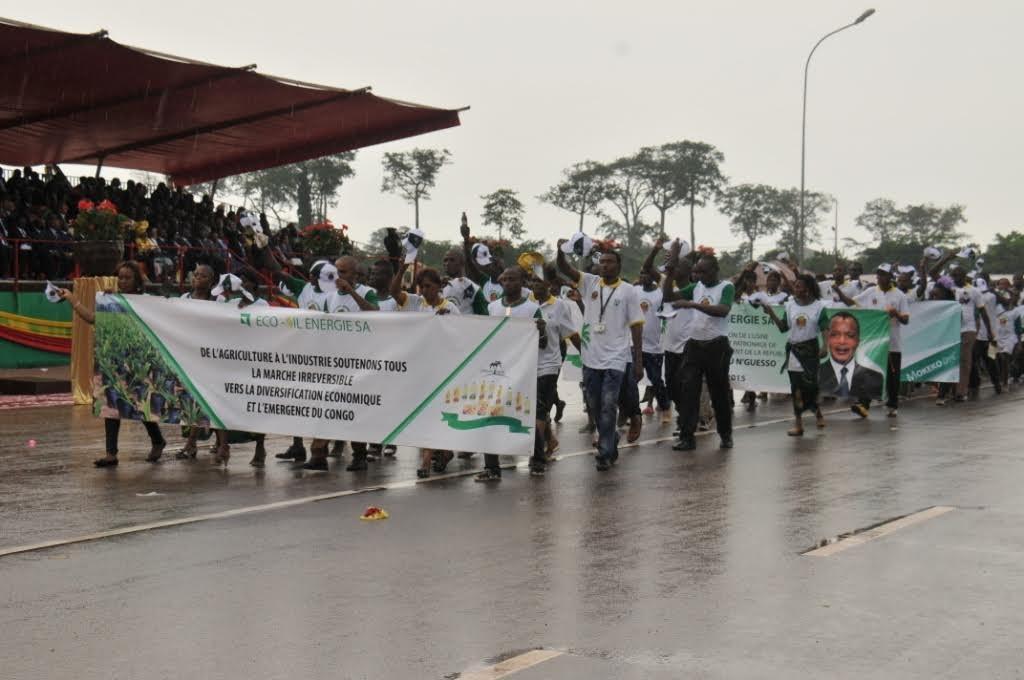 55ème anniversaire de l'indépendance du Congo