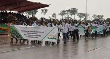 Indépendance du Congo : Ouesso a vibré aux couleurs nationales sous une pluie battante