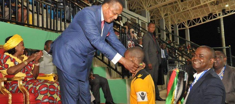 Football – Coupe du Congo : Diables-Noirs impose à supériorité et ancienneté à l'AC Léopards de Dolisie.