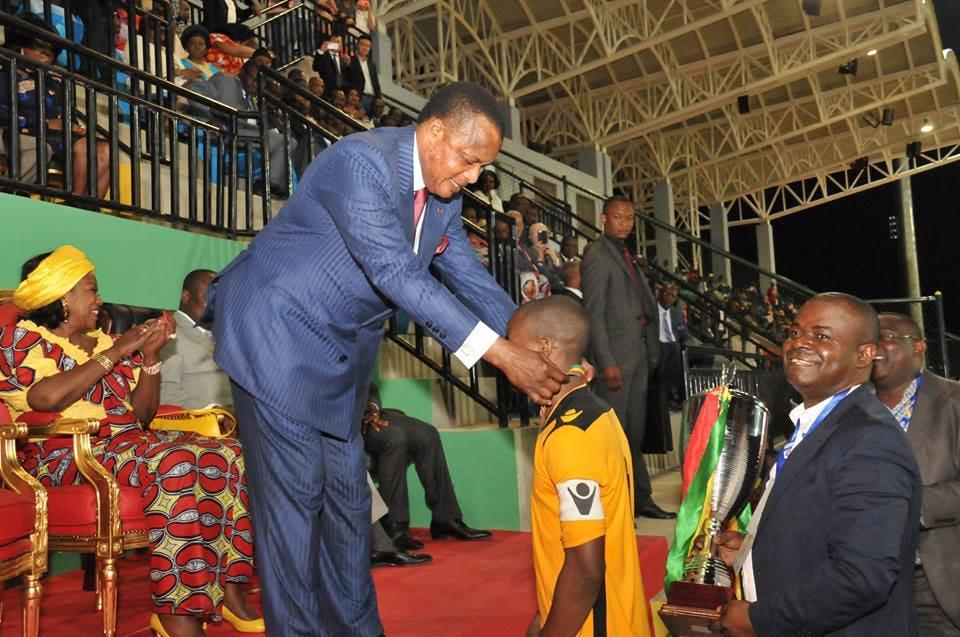 32 ème édition de la Coupe du Congo de football : Diables-Noirs impose à supériorité et ancienneté à l'AC Léopards de Dolisie à Ouesso, ce vendredi 14 aout 2015