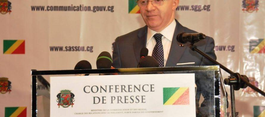 Congo: Il n'est pas question d'un nouveau mandat pour Sassou, affirme Moungalla