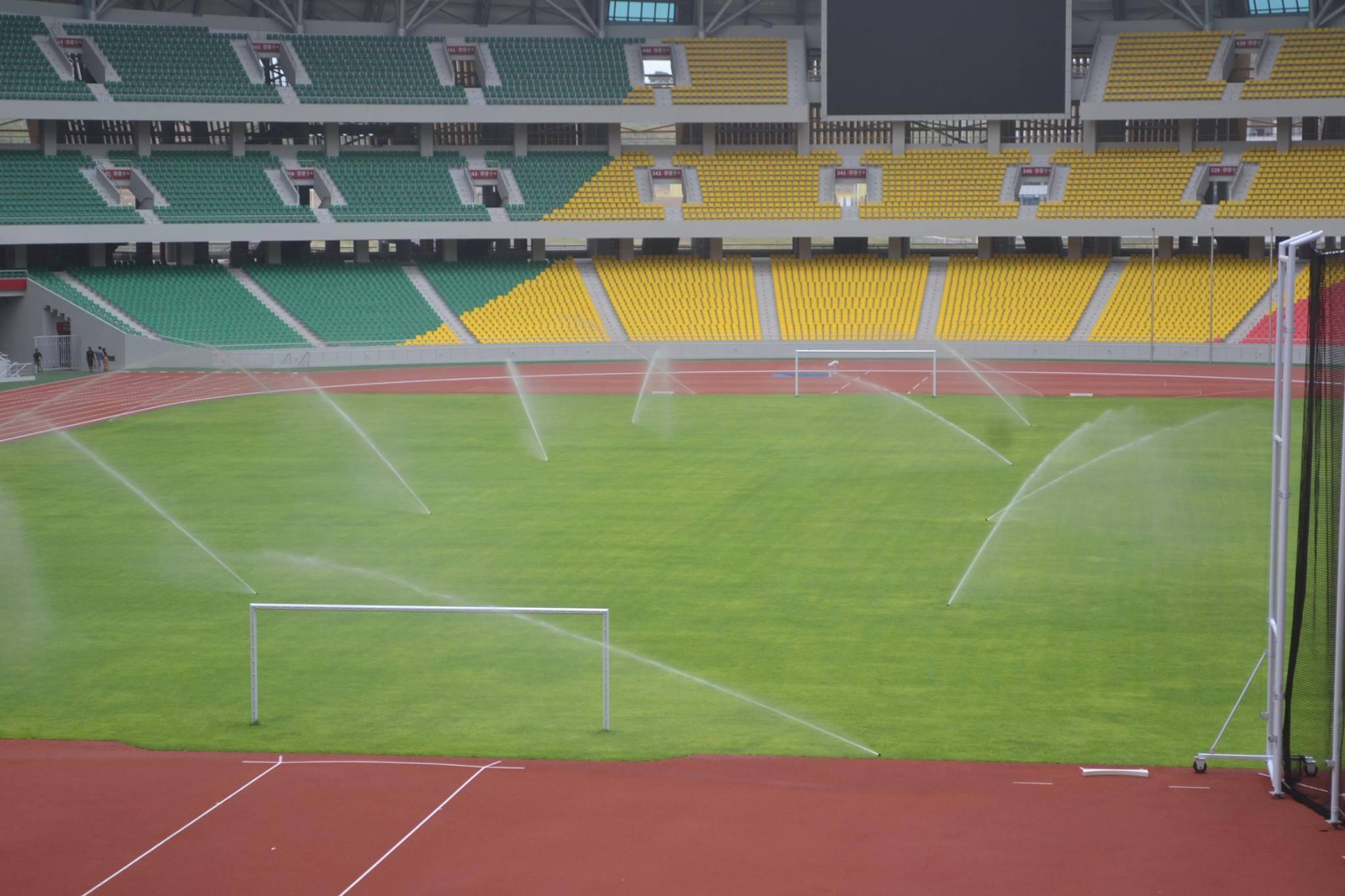 complexe sportif de Kintélé