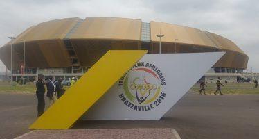 Congo: Sassou N'Guesso inaugure le complexe sportif de Kintélé