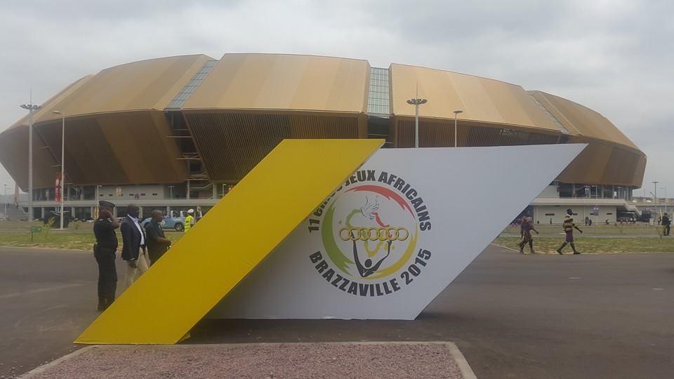Le président congolais Denis Sassou N'Guesso a procédé mardi Brazzaville à l'inauguration du complexe sportif de Kintélé