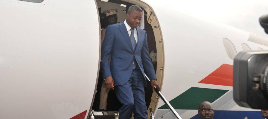 Jeux africains: Quatre chefs d'Etat africains à Brazzaville