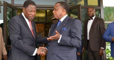 Le Président béninois, Boni Yayi, est arrivé à Brazzaville ce 21 septembre 2015