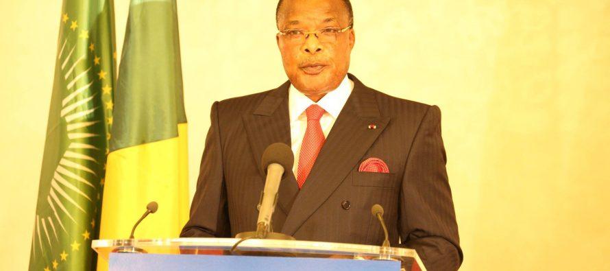 Congo : Sassou annonce un référendum sur le changement ou non de la constitution