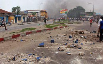 Violents affrontements en marge d'une manifestation d'opposition à Kinshasa