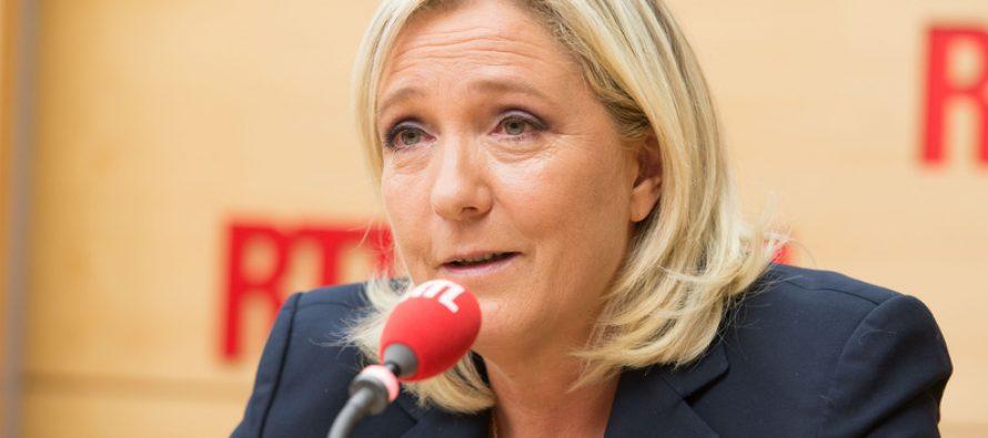 Marine Le Pen : «Les migrants fuient la mort que nos dirigeants leur ont apportée»