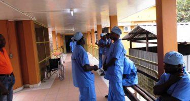 VIDÉO – Congo : grève à l'hôpital général de Loandjili à Pointe-Noire