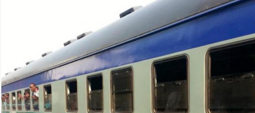 Congo : mise en circulation de la nouvelle rame de voitures à voyageurs du CFCO