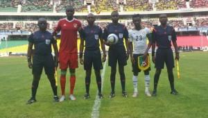 Mardi, dans le cadre de l'inauguration du complexe olympique de Kintélé, où auront lieu les Jeux Africains, le Ghana l'a emporté en toute fin de match sur le Congo (3-2).|DR