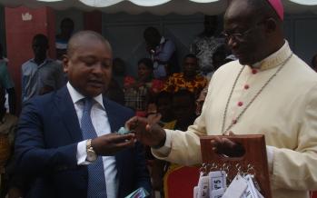 Brazzaville :  Rémy Ayayos-Ikounga réhabilite l'hospice Paul Kamba à Poto-Poto
