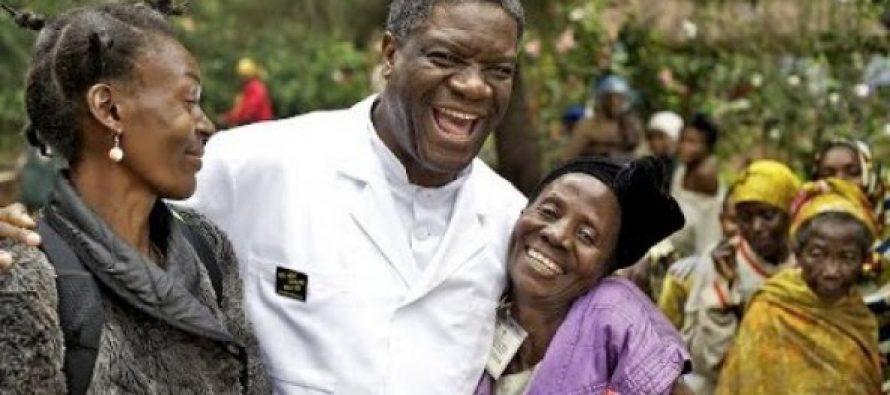 RDC : le film de Thierry Michel sur Denis Mukwege interdit de projection à Kinshasa