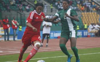 Jeux Africains -Football féminin: Le Nigeria écrase le Congo