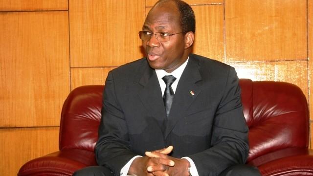 Djibrill Bassolé, ex-ministre des Affaires étrangères du président burkinabé Blaise Compaoré