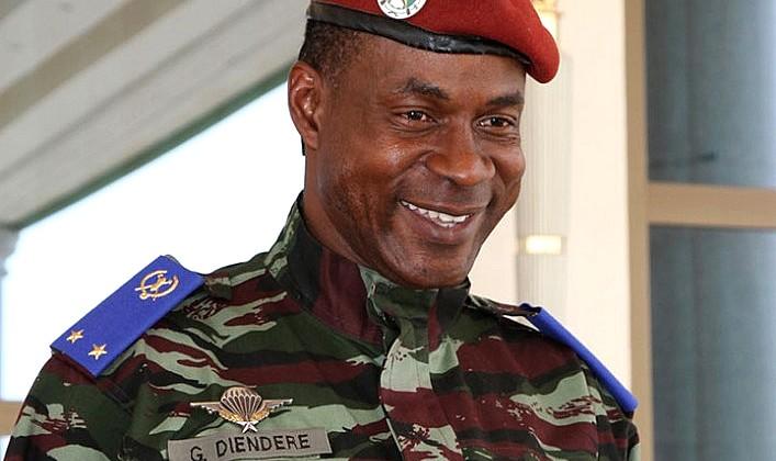 Gilbert Diendéré, l'ex-chef d'état-major de Blaise Compaoré à la tête des putschistes