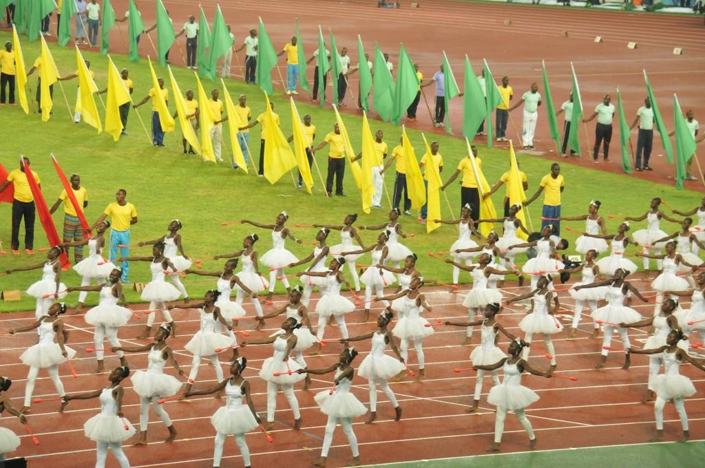 11-èmes Jeux africains de Brazzaville