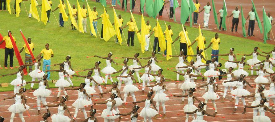 Fin des 11èmes Jeux africains de Brazzaville