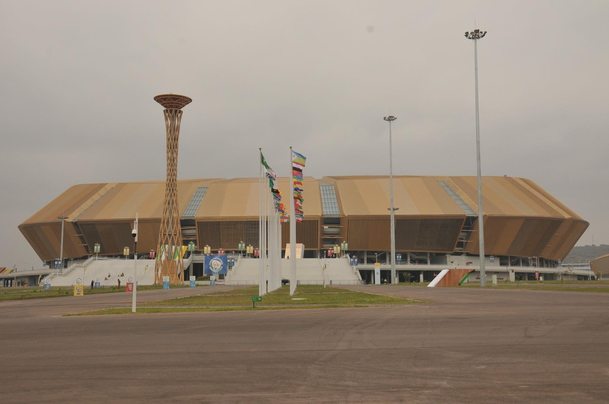 Le Complexe sportif de la Concorde de Kintélé