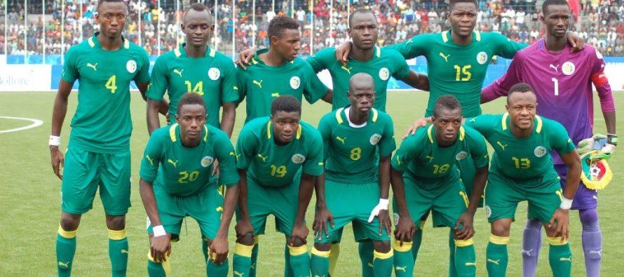 Football : le Sénégal bat le Burkina et gagne l'or aux Jeux Africains