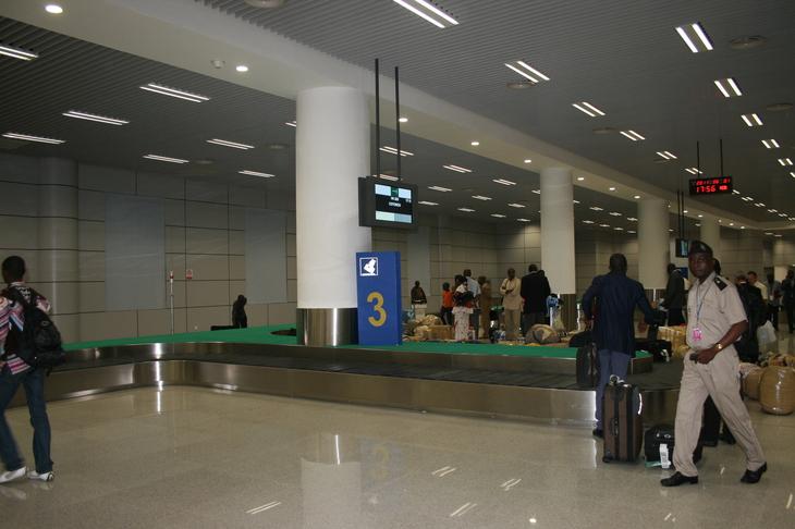 Image d'archive |L'aéroport de Maya-Maya