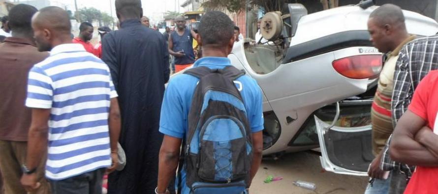 Congo – Pointe-Noire : Une nuit de noces tourne au drame