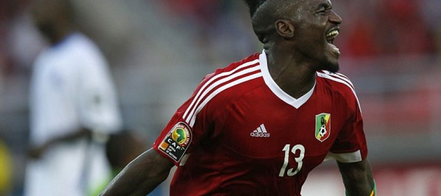 Eliminatoires Mondial 2018: Bifouma rejoindra les Diables rouges mercredi 11 novembre