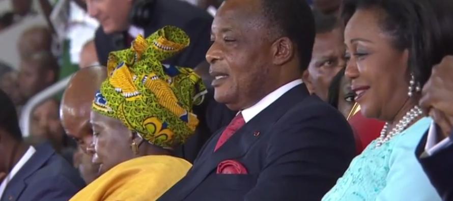VIDÉO – Revivez la cérémonie d'ouverture des 11èmes Jeux Africains de Brazzaville 2015