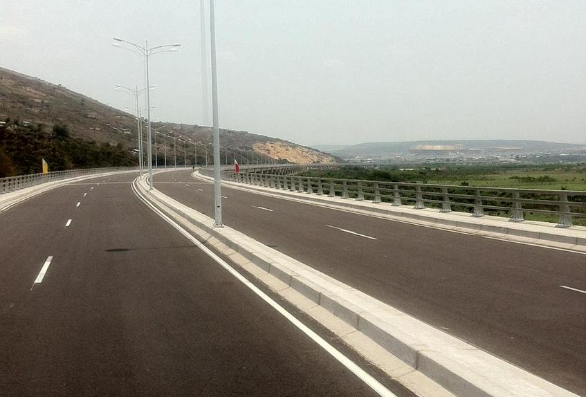 Il manque les panneaux de signalisation sur le viaduc Talangaï-Kintelé