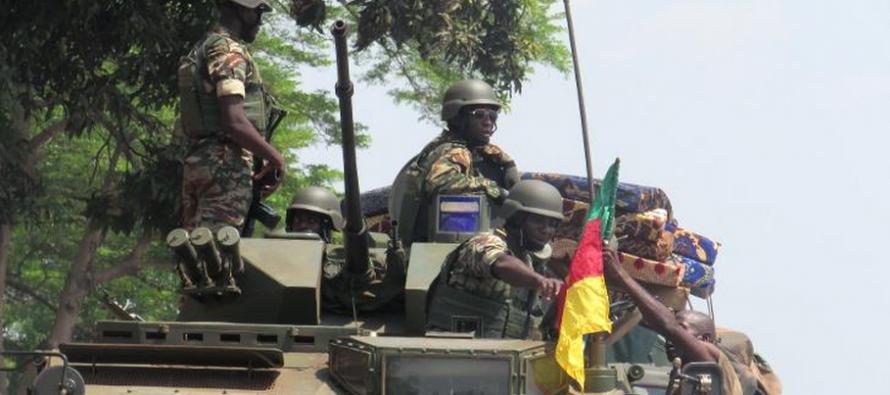 Cameroun: des soldats de retour de Centrafrique en grogne contre des primes impayées