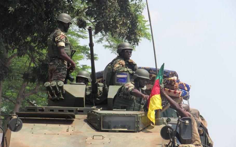 Cameroun: des soldats de retour de Centrafrique en grogne contre des primes impayées|Image d'archive