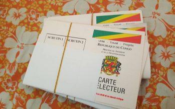 Présidentielle au Congo: début de la distribution des cartes d'électeurs