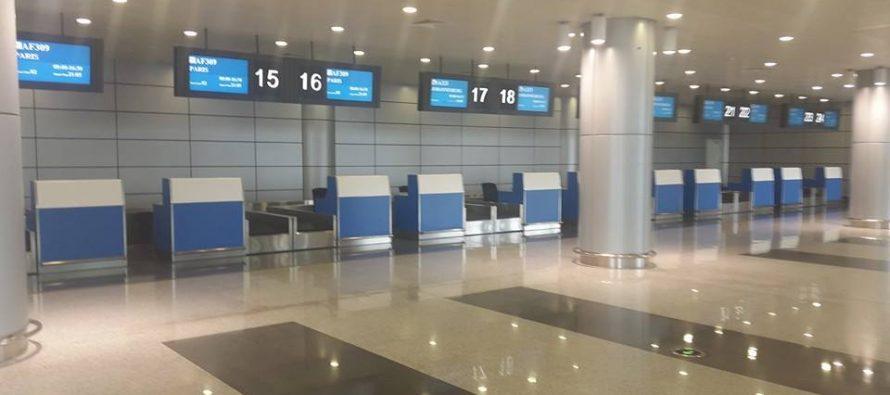 Le 2ème module de l'aéroport de Pointe-Noire ouvert aux usagers