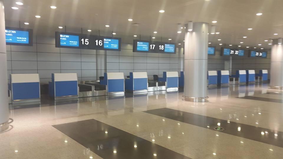 Aéroport de Pointe-Noire