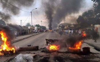 Congo : le gouvernement annonce des poursuites contre les auteurs d'actes de vandalisme port-référendum