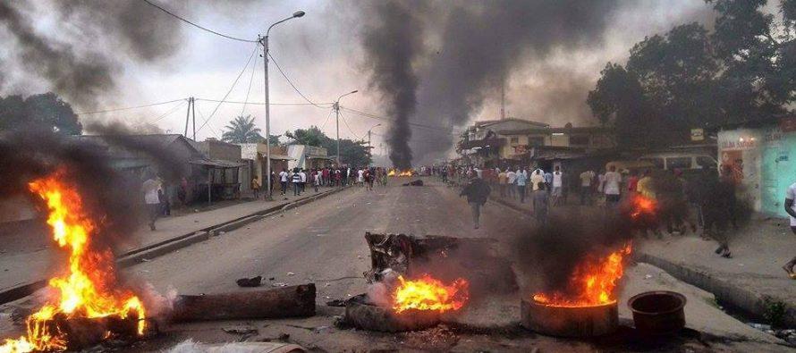 Manifestations à Brazzaville: Amnesty demande l'ouverture d'une enquête