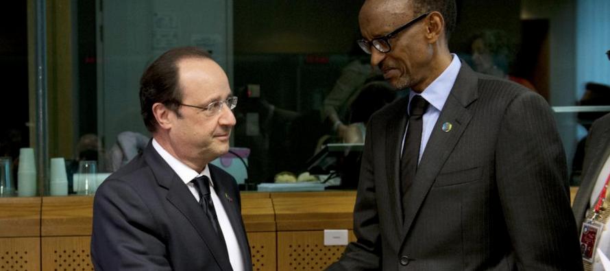 Rwanda: la France n'a plus d'ambassadeur à Kigali