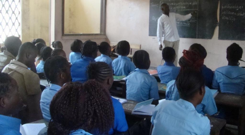 Rentrée scolaire 2015-2016 : une reprise timide dans certains établissements de Brazzaville