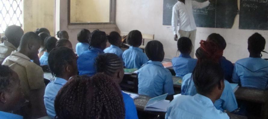 Rentrée scolaire : une reprise timide dans certains établissements de Brazzaville