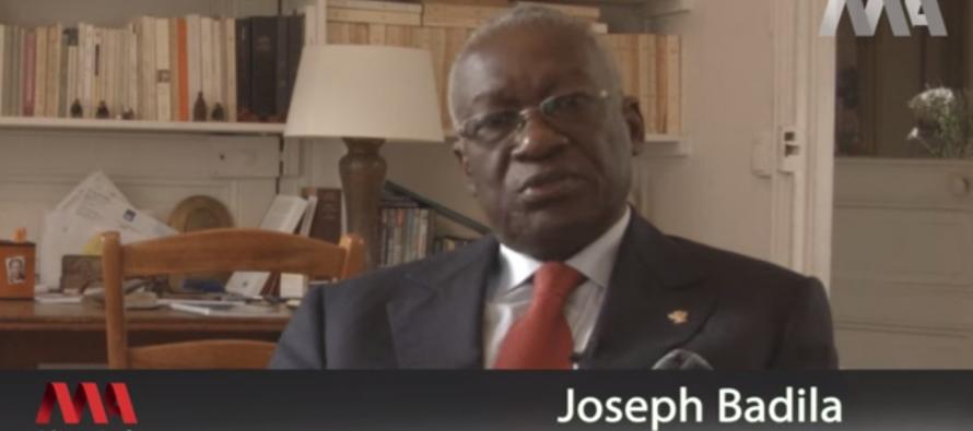 VIDEO – Joseph Badila : «On ne peut pas être dictateur et franc-maçon»