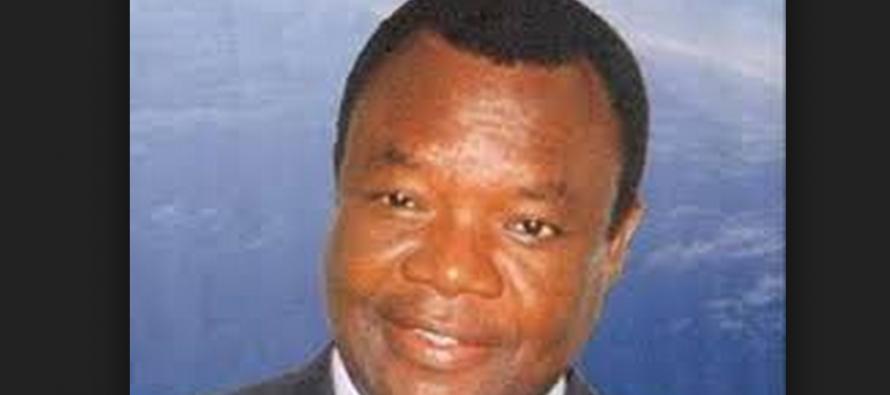 Il fallait «na telama», dit le président du R.c, Claude Alphonse N'Silou