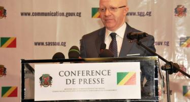Référendum au Congo: une participation «honnête», selon le ministre Moungalla
