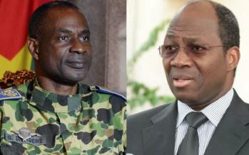 Burkina: le chef des putschistes et un ex-ministre de Compraoré inculpés d'»attentat à la sûreté de l'Etat»