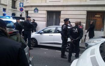 Ambassade du Congo à Paris dégradée: Une vingtaine d'interpellations